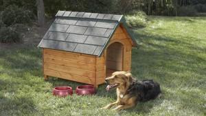 11 Free Dog House Plans