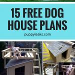 15 Free Dog House Plans