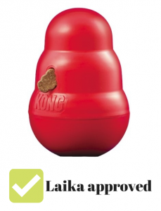 kong wobbler review