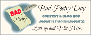 bad poetry contest