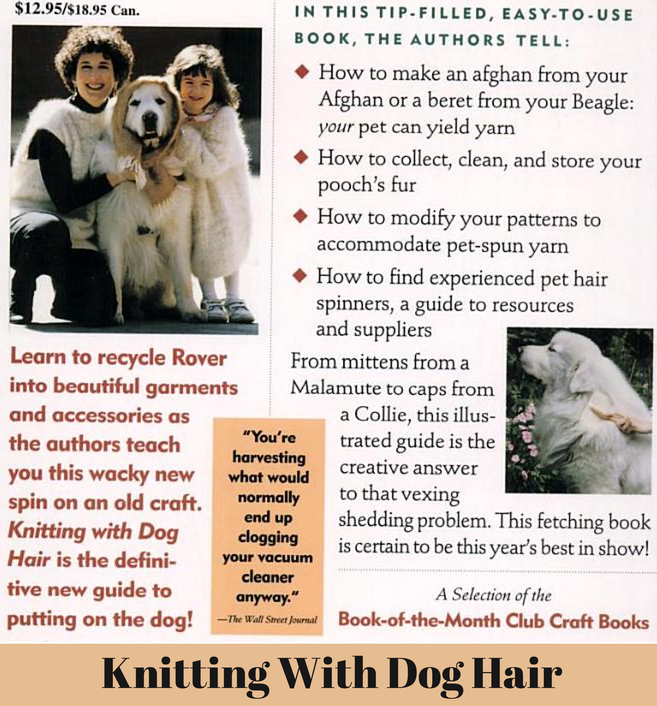 7 Ways to Use Dog Hair
