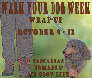 dog walking week
