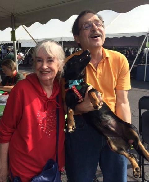 Shelter Dogs Smiling After Adoption