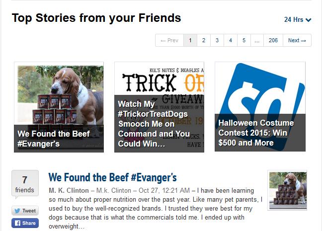 nuzzel dog news