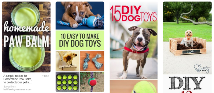 10 Pinterest Boards for Dog Lovers