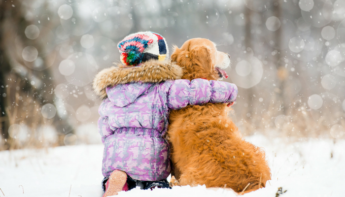 Une étude révèle que les enfants sont plus satisfaits des animaux de compagnie que de frères et sœurs