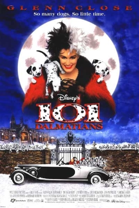 101 Dalmatians: Best Dog Movies of the 90's