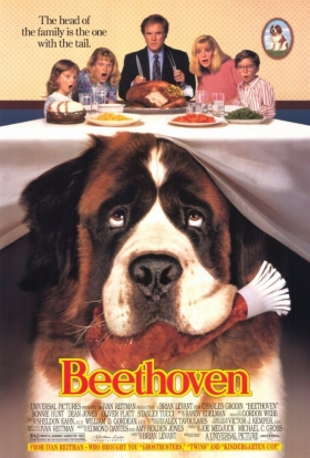 Beethoven: Best Dog Movies of the 90's