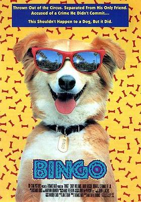 Best Dog Movies of The 90's: Bingo