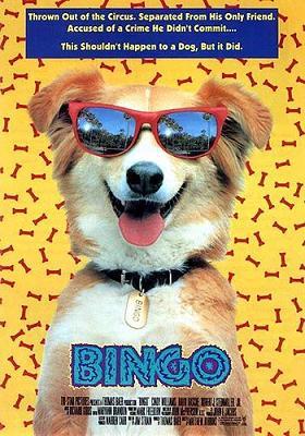 Best Dog Movies of The 90's: Bingo