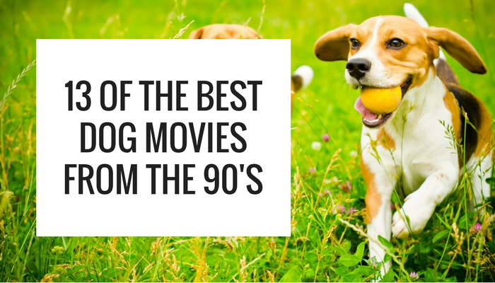 Best Dog Movies from the 90's