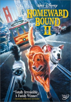 Best Dog Movies From the 90's - Homeward Bound 2